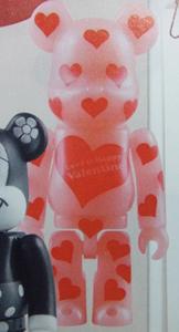 Valentine 2010 ベアブリック(BE@RBRICK)