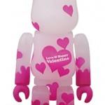 Valentine 2011 ベアブリック(BE@RBRICK)[情報]