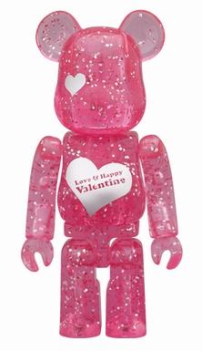 Valentine 2012 ベアブリック(BE@RBRICK)