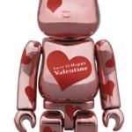 Valentine 2013 ベアブリック(BE@RBRICK)[発売]