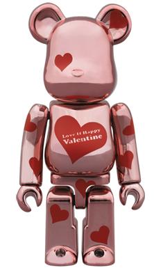 Valentine 2013 ベアブリック(BE@RBRICK)