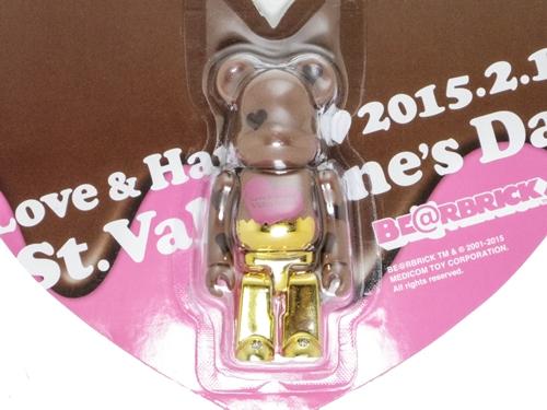Valentine 2015 ベアブリック (BE@RBRICK)