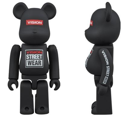 VISION STREET WEAR ベアブリック (BE@RBRICK)