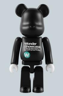 ワンダーショウケース(Wonder Showcase) ベアブリック(BE@RBRICK)