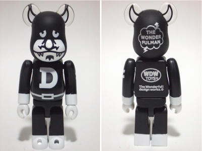 WONDERFULMAN BANGCYO ベアブリック(BE@RBRICK)