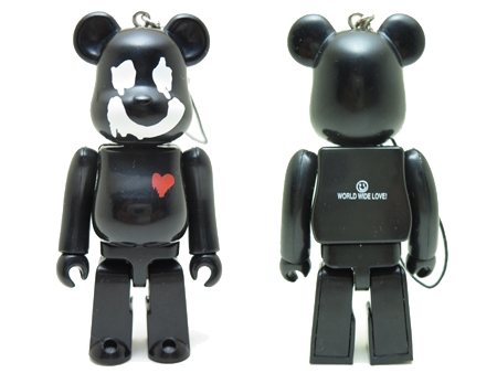 WORLD WIDE LOVE ベアブリック (BE@RBRICK)