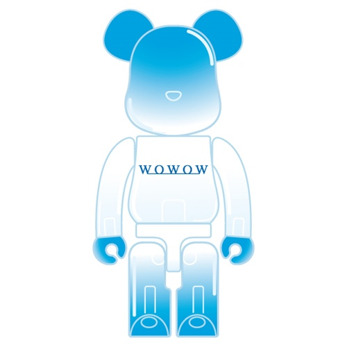 WOWOW ベアブリック (BE@RBRICK)