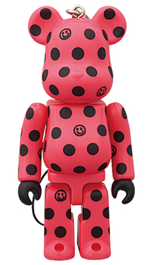 WORLD WIDE LOVE DEATH DOT ベアブリック(BE@RBRICK