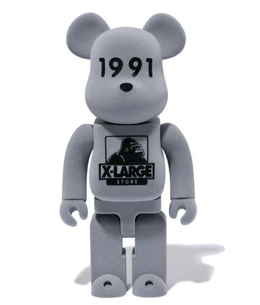 X-large 1991 400% ベアブリック(BE@RBRICK)