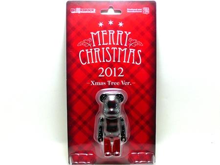 X'mas 2012 クリスマスツリー ベアブリック(BE@RBRICK)