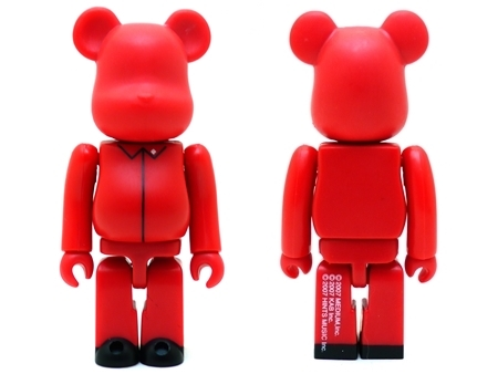 Yellow Magic Orchestra 3pc ベアブリック (BE@RBRICK)